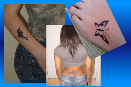 Airbrush Tattoo